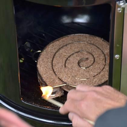 Barbecook Oskar S Rookoven H 80 x Ø 40 cm kopen? shop bij fonQ!