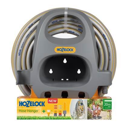 Hozelock Premium Set Muurhaspel met 20 m Tuinslang