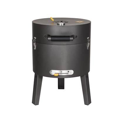Boretti Tonello Houtskoolbarbecue B 41 x D 53 cm