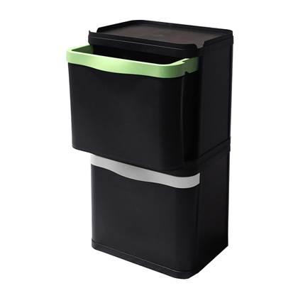duurzaam product: BinBang Afvalbak 58 Liter (2x29 L)