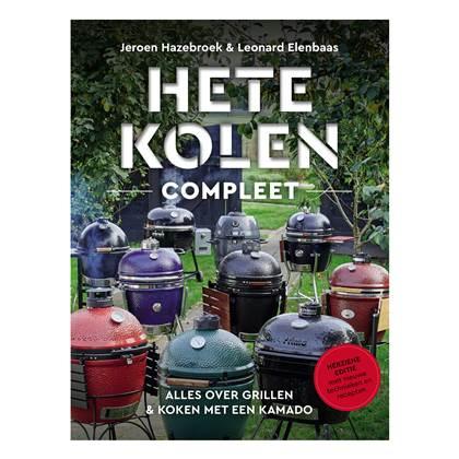 Hete Kolen compleet - Jeroen Hazebroek