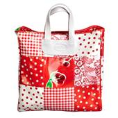 Kitsch Kitchen Market bag Patchwork