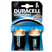 Duracell Ultra Power D batterij