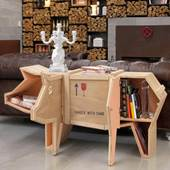 Seletti Dressoir Sending Animals Varken