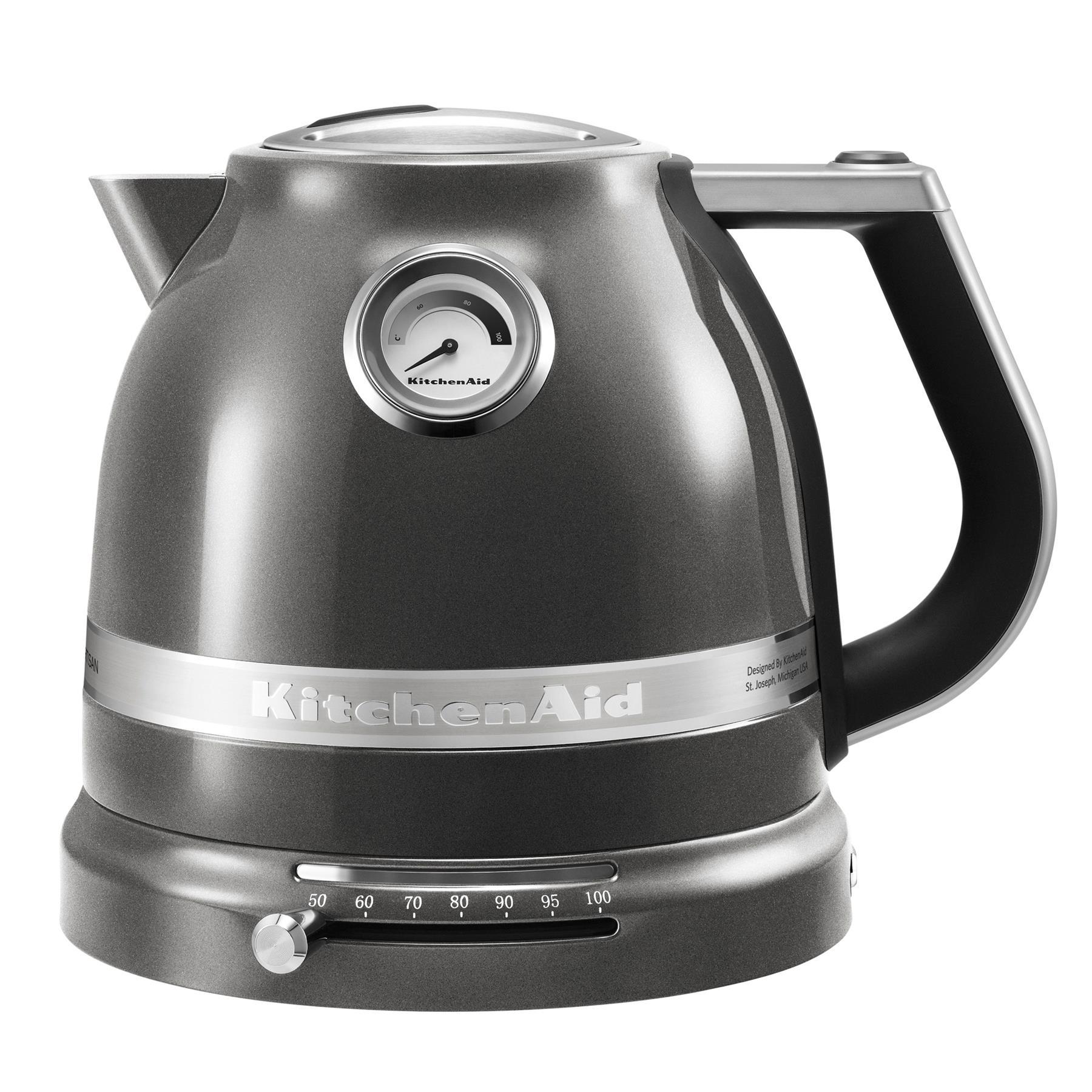 FonQ-KitchenAid 5KEK1522EMS Artisan Waterkoker - 1,5 L-aanbieding