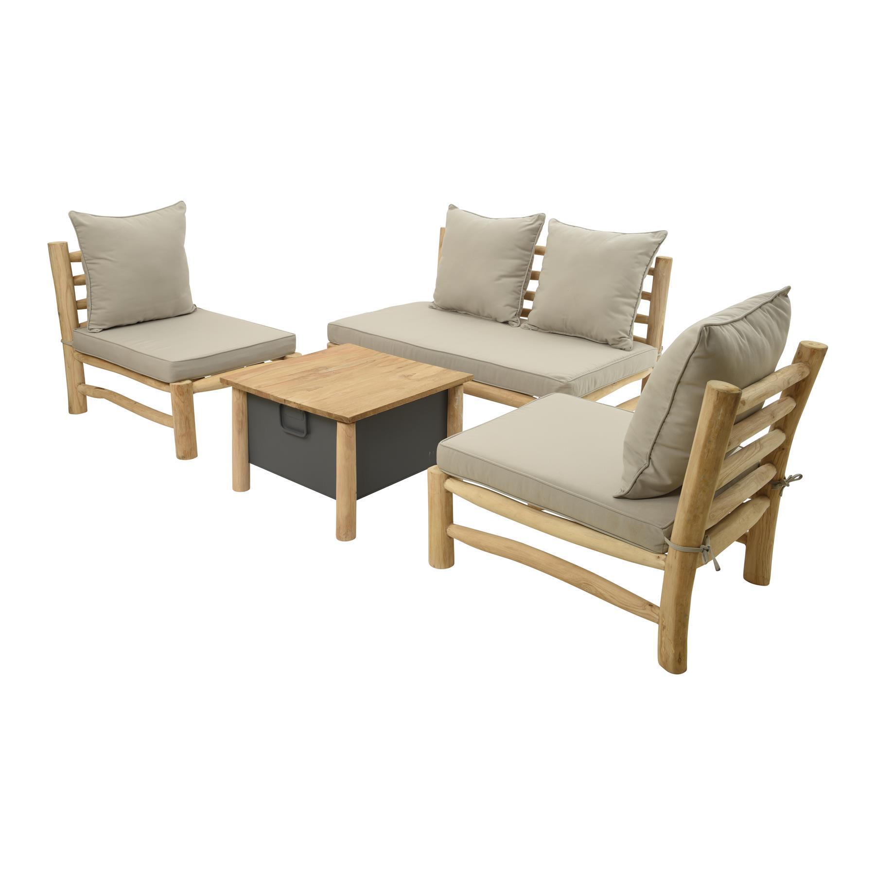 Outdoor Living by Decoris Havana Loungeset kopen? shop bij ... on Decoris Outdoor Living id=96875