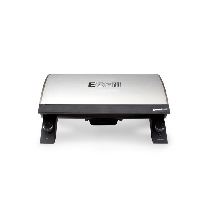 FonQ-GrandHall E-Grill Elektrische barbecue B 45 x D 30 cm-aanbieding