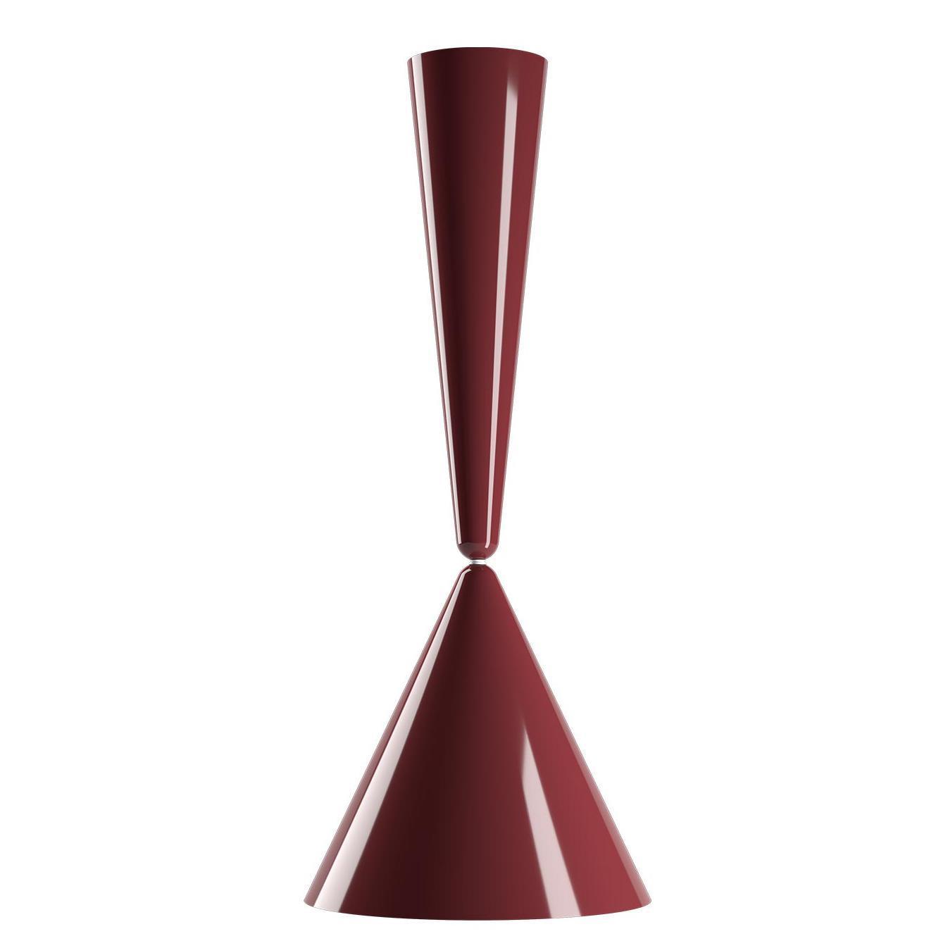 FonQ-Flos Diabolo hanglamp LED cherry red-aanbieding