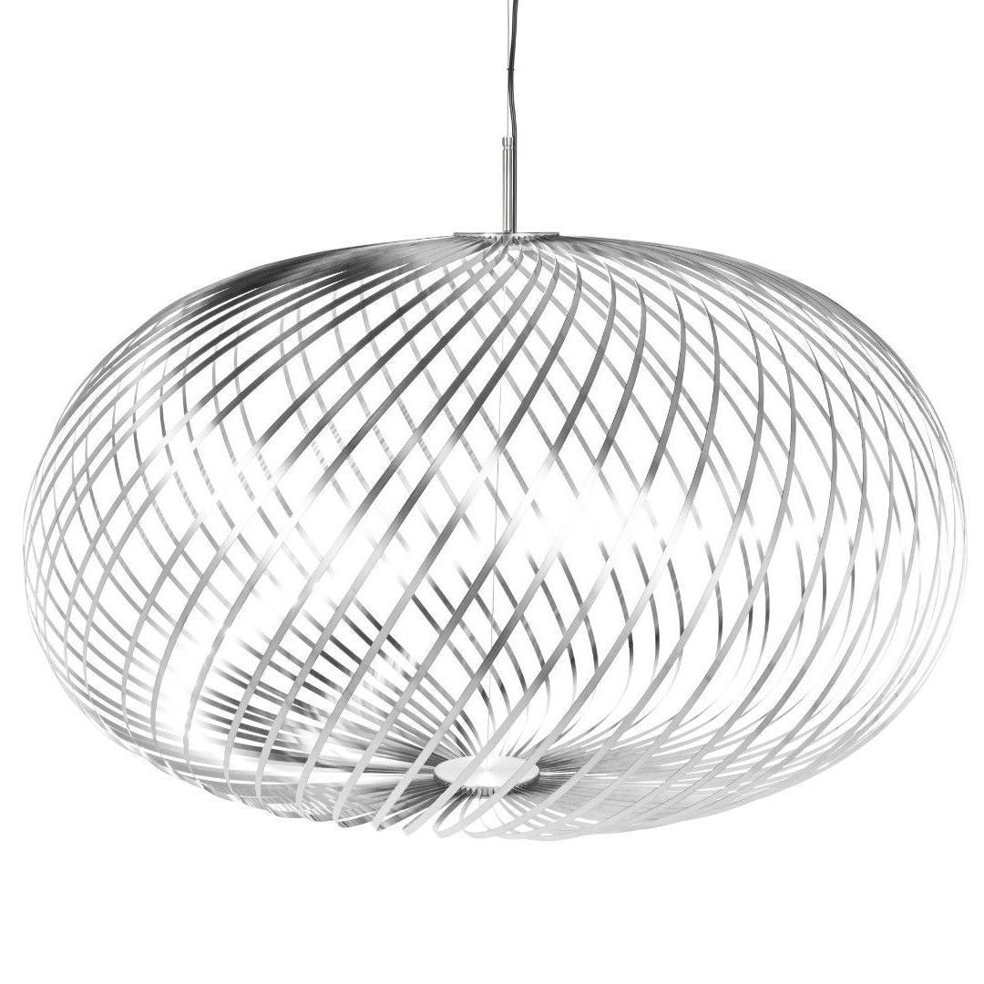 FonQ-Tom Dixon Spring large hanglamp LED zilver-aanbieding