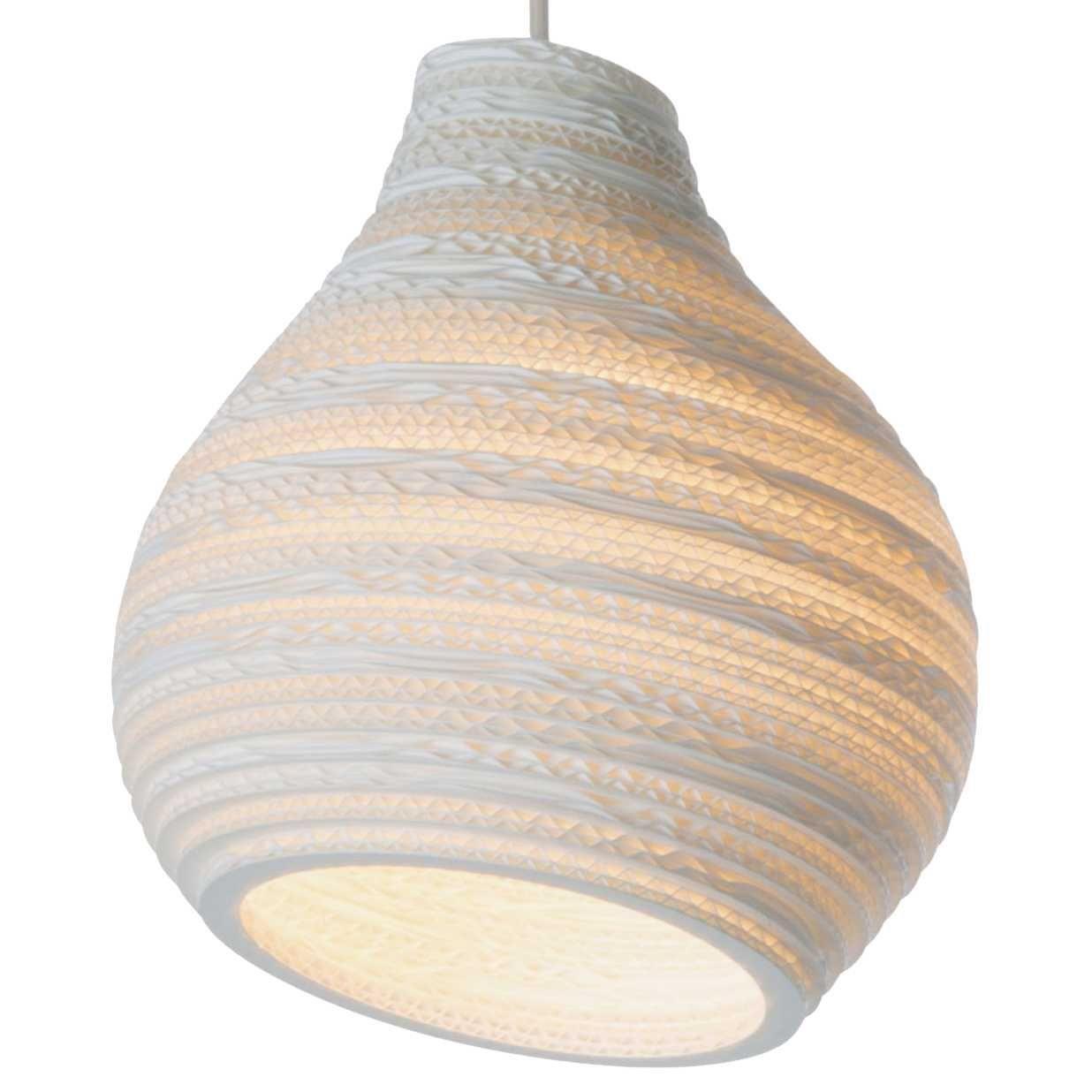 FonQ-Graypants Hive 15 hanglamp wit-aanbieding