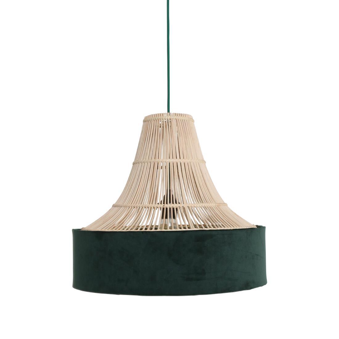 FonQ-Raw Materials Suave Hanglamp Groen-aanbieding