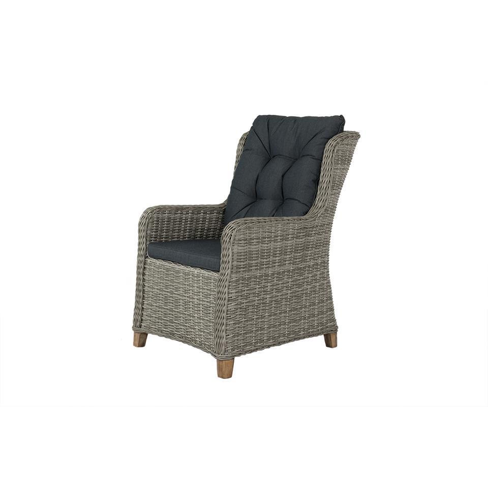 FonQ-VDG Torino dining stoel - Paloma grijs-aanbieding