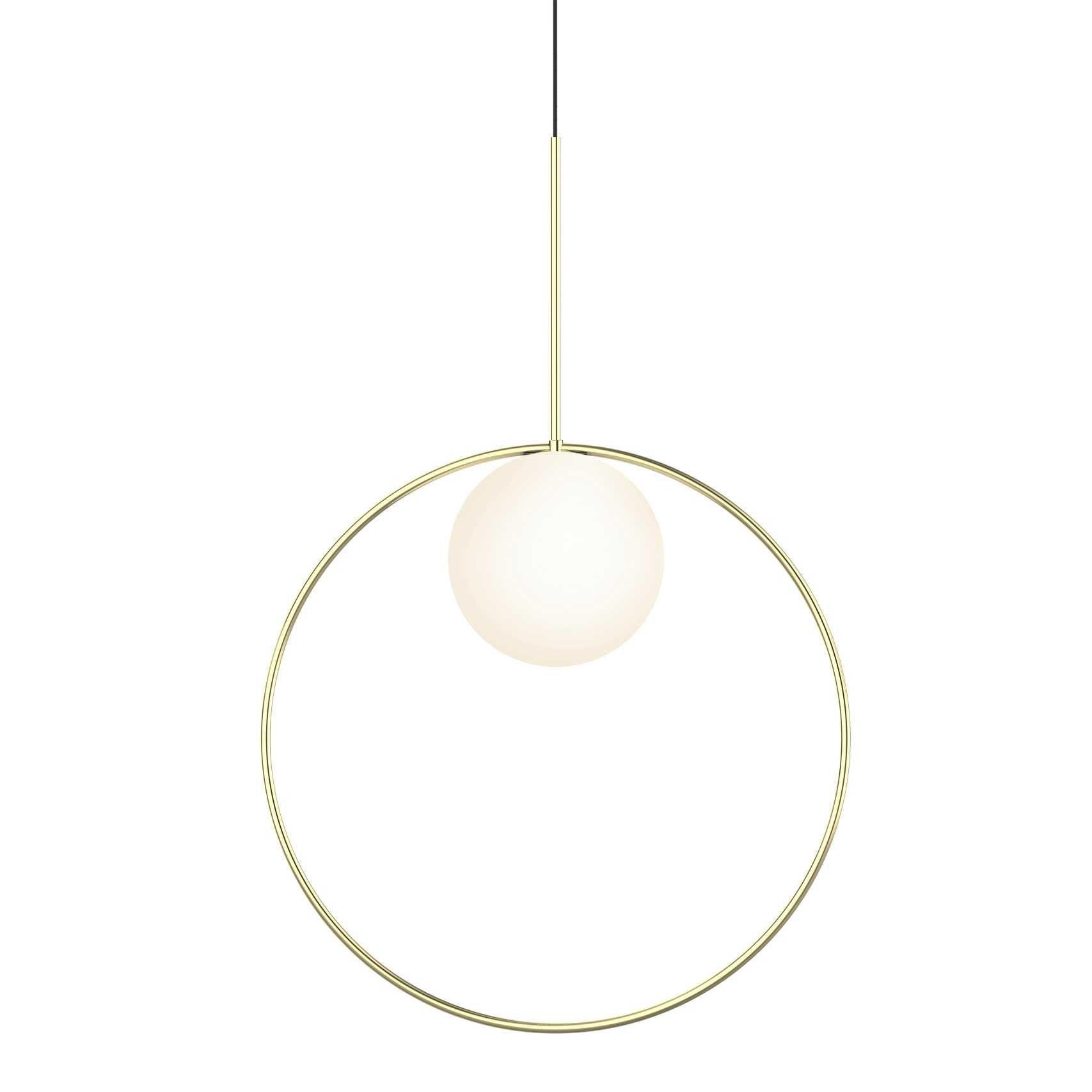 FonQ-Pablo Bola Halo 12 hanglamp LED messing-aanbieding