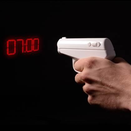 ThumbsUp! Secret Agent Wekker en Projector