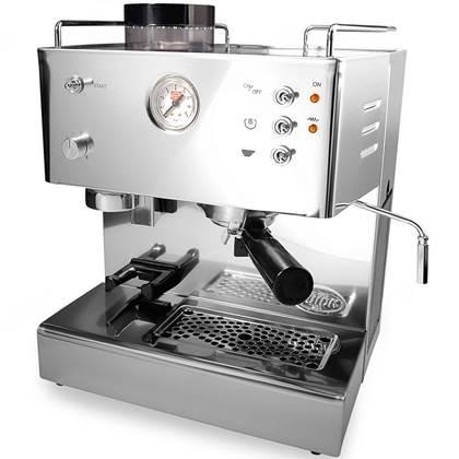 Quickmill 3035 Espressomachine Met Bonenmaler aanbieding