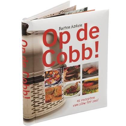 De Feestdagen | Ontdek de vele mogelijkheden van de Cobb met dit mooie kookboek. In dit boek staan meer dan veertig recepten voor zowel visliefhebbers, vleeseters als vegetariërs. Ook leuk om cadeau te geven aan een Cobb-eigenaar!