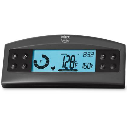 Weber Style Digitale Thermometer
