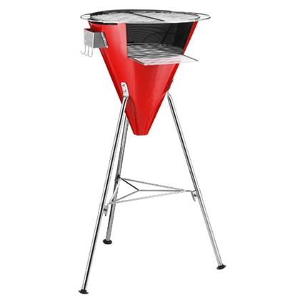Bodum BBQ Fyrkat medium