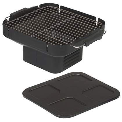 Heat Portable charcoal grill