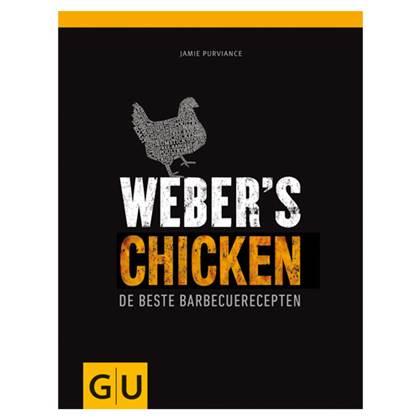 De Feestdagen | Haal het beste uit de Weber barbecue! De allebeste barbecuerecepten met kip, het meest veelzijdig stukje vlees. Met meer dan 60 recepten van Weber's huisauteur Jamie Purviance, en nog eens 50 suggesties voor smakelijke bijgerechten.
