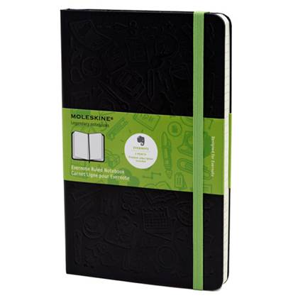 Moleskine Evernote Notebook Large