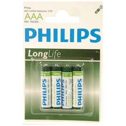 Philips AAA batterij