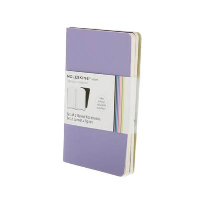 Moleskine Notebook Volant Pocket Ruled
