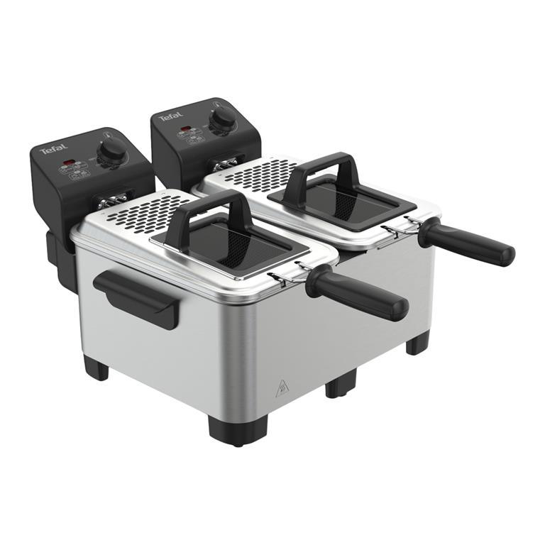 FonQ-Tefal FR3610 Double Pro Friteuse-aanbieding