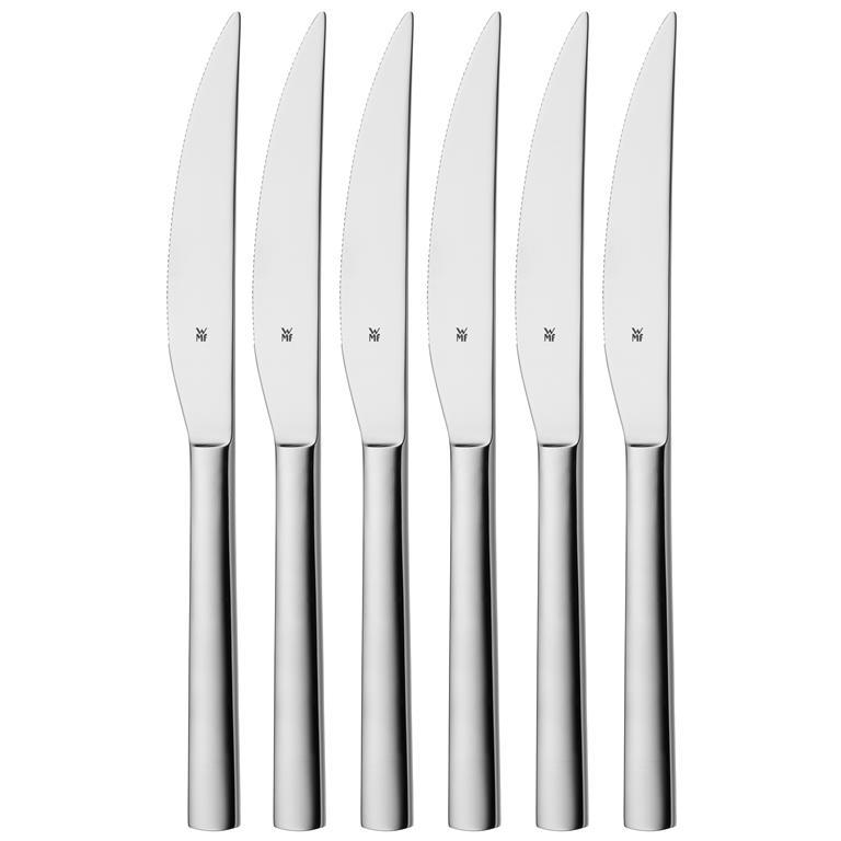 FonQ-WMF Nuova Steakmessen - 6 st-aanbieding
