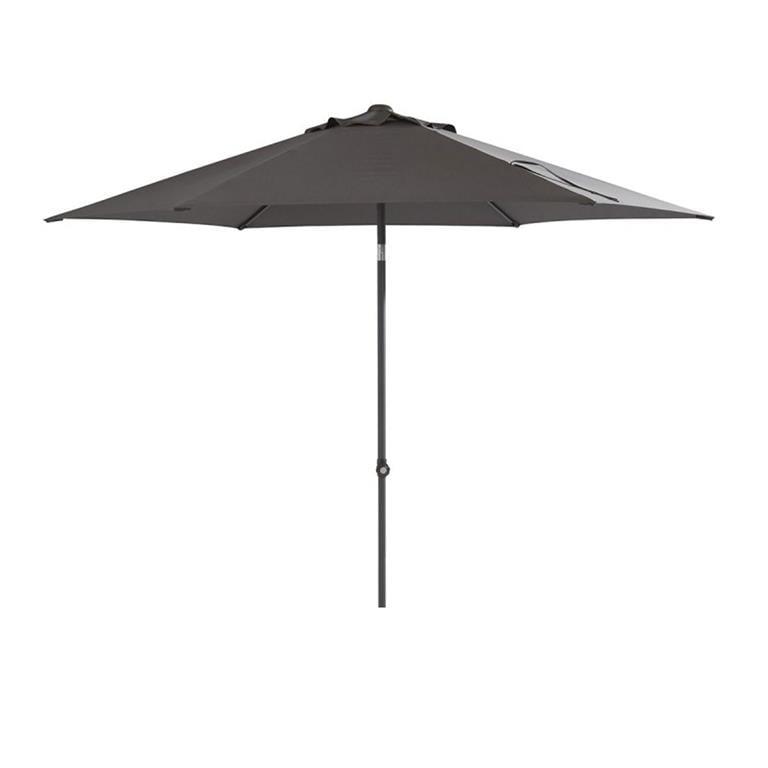 FonQ-4 Seasons Outdoor Parasol Oasis Ø300 cm antraciet-aanbieding