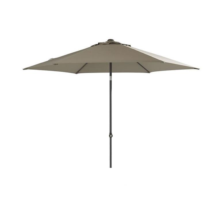 FonQ-4 Seasons Outdoor Parasol Oasis Ø300 cm taupe-aanbieding