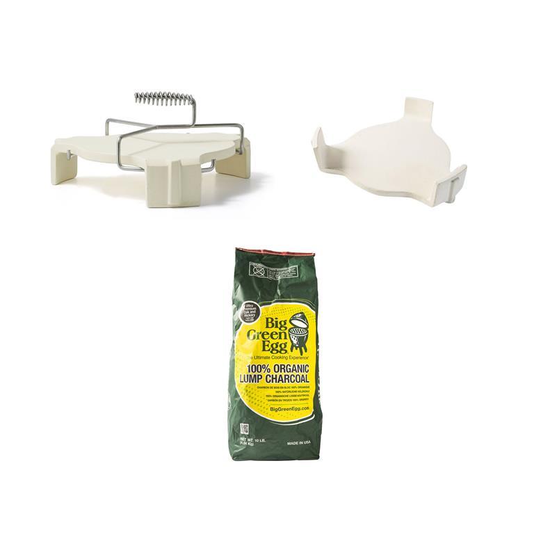FonQ-Big Green Egg Mini Accessoire Pakket-aanbieding