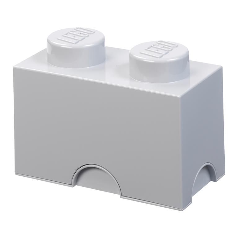 FonQ-LEGO Opbergbox Brick 2-aanbieding
