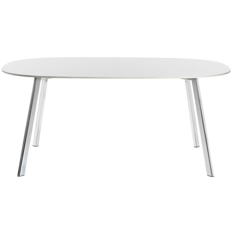 FonQ-Magis Déjà-vu Table tafel wit rechthoek medium 200x120-aanbieding