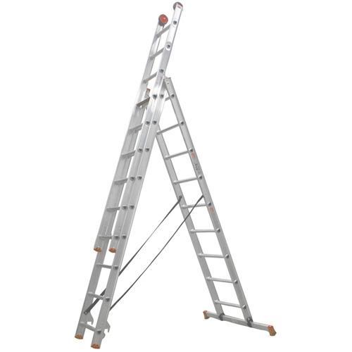FonQ-Altrex All Round Reformladder 3x9-aanbieding
