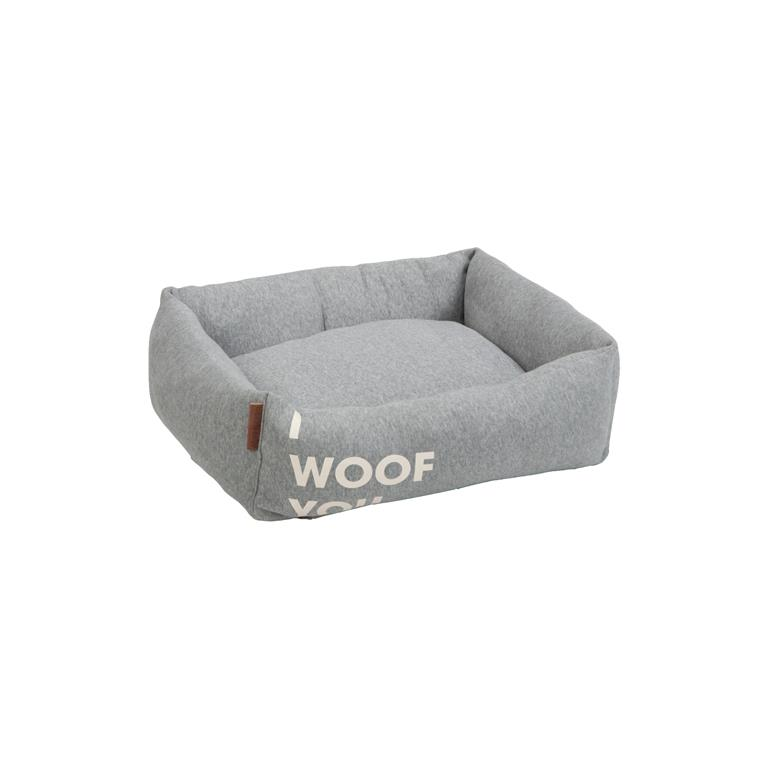 FonQ-Beeztees Woof You Hondenmand 55 x 50 cm-aanbieding